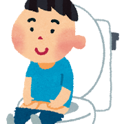 UNKO(う〇こ)と鼻水の相関関係と名古屋駅トイレ探し情報も
